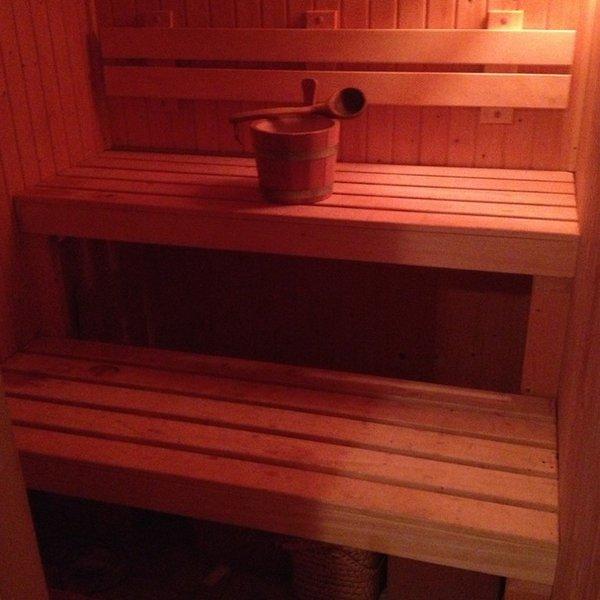 Used sauna room for sale