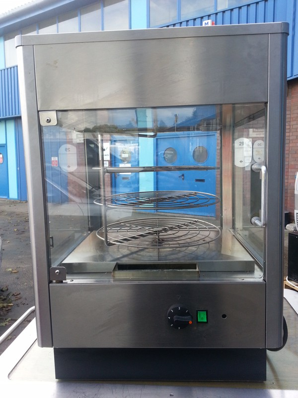 Heated display unit UK
