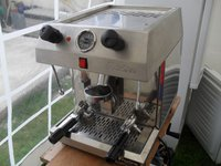 1 group espresso maker