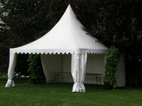 Chinese hat marquee