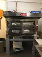 Twin pizza oven for sale london