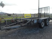 Plant Trailer for sale UK