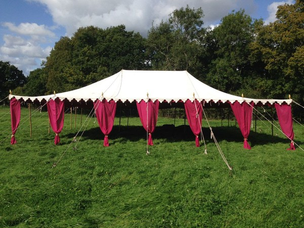 Indian tent UK