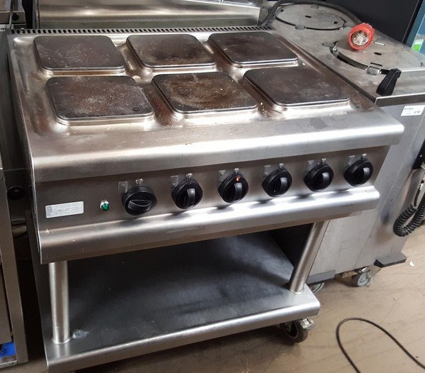 Lincat 0E7011-6 plate boiling top