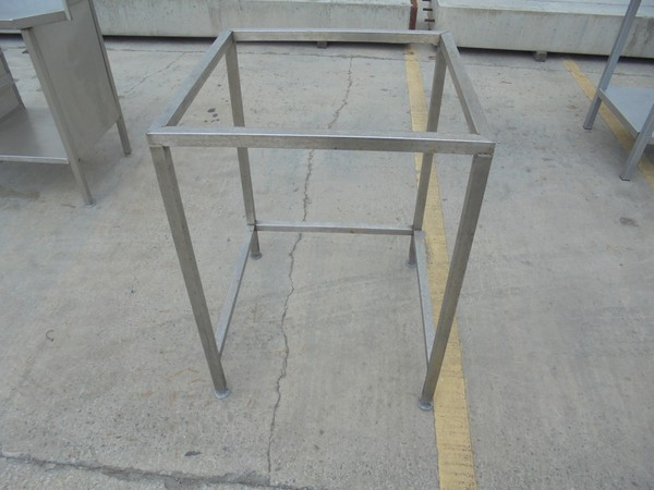 Stainless Steel Stand (5544)