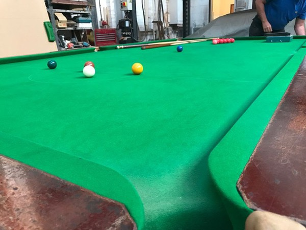 Cheap full size snooker table UK