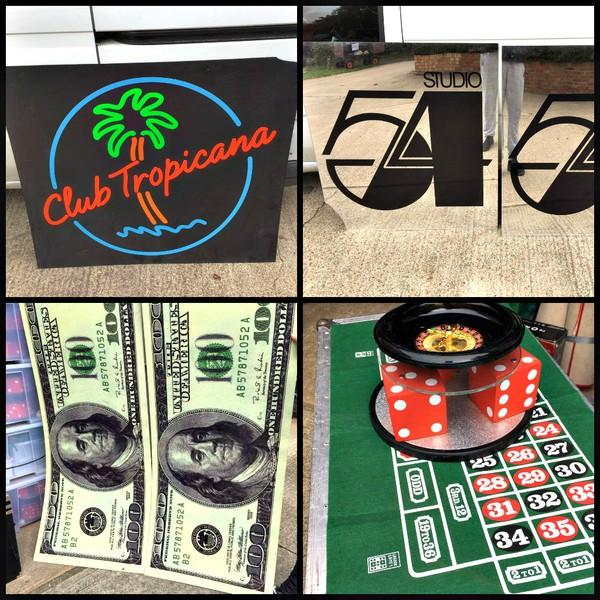 Las vegas casino prop UK