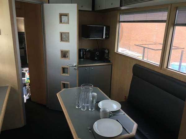 Custom hospitality trailer for sale UK