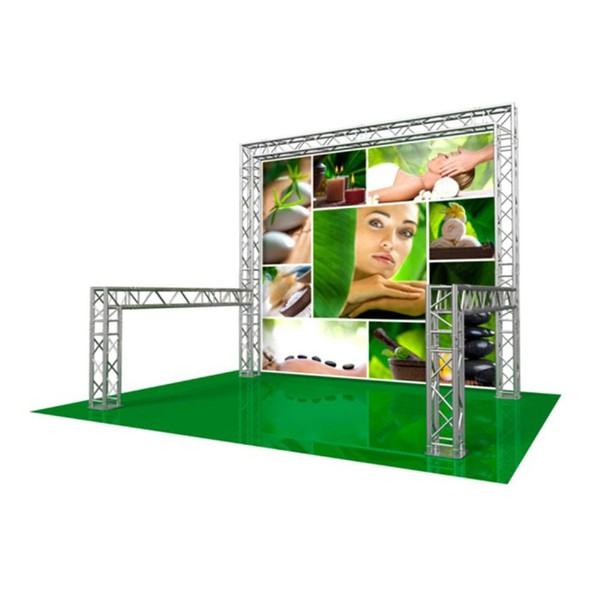 professional exhibition stand