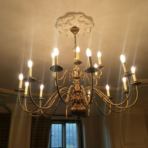Large chandelier Peterborough