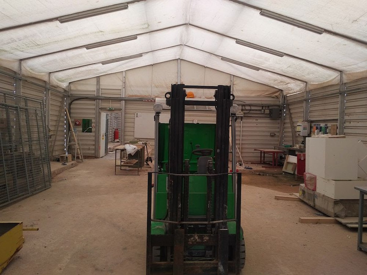 Secondhand Portable Buildings | Storage or Warehouse ...