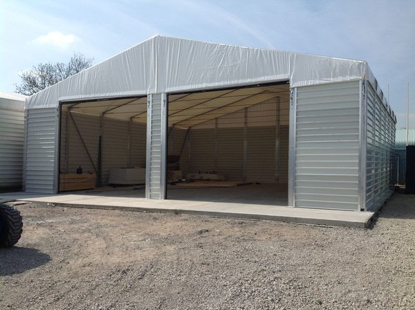 temporary warehouse unit for sale