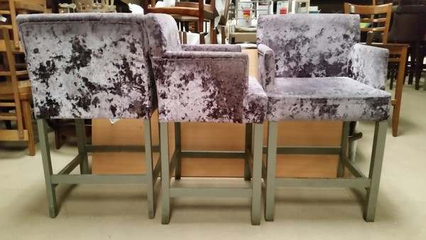 Used bar chairs for sale UK