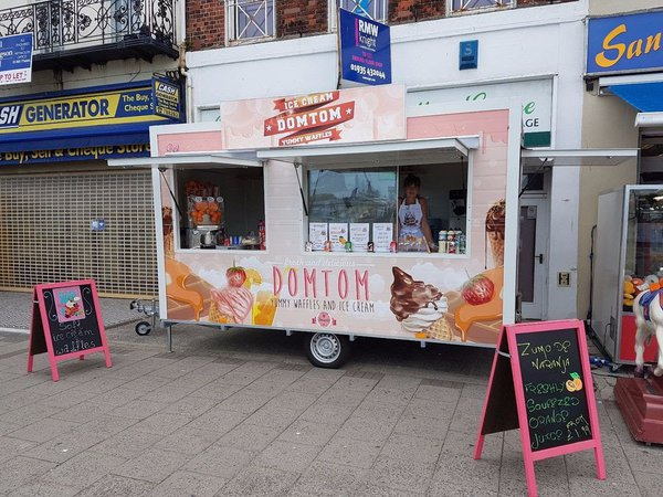 Catering Trailer for sale UK