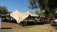 Large stretch tent for sale