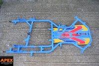 Alonso Chassis Rotax Max Junior Intrepid CRG Tonykart Iame KZ
