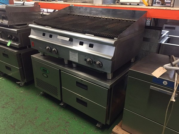 Used char grill for sale