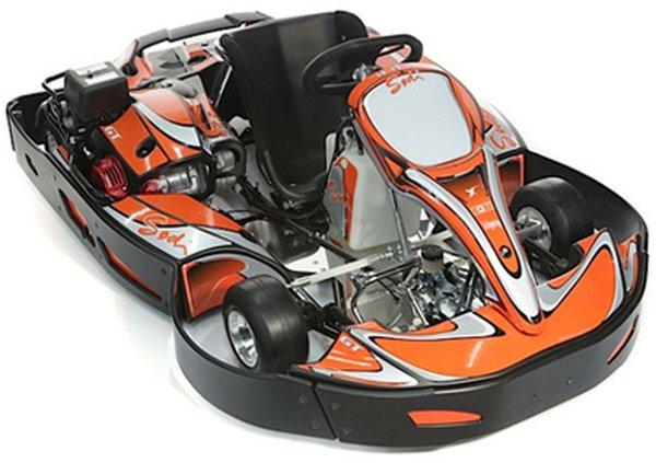 SODI GT4 - 200cc Petrol Kart for sale