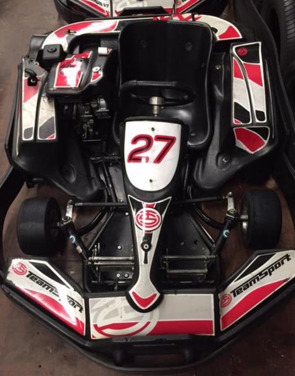 NG1 GX200 engine Kart