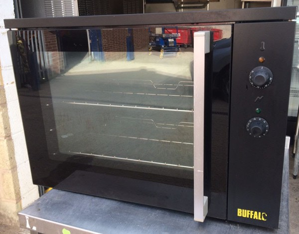 Used convection oven