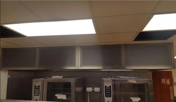 Kitchen ventilation for sale UK