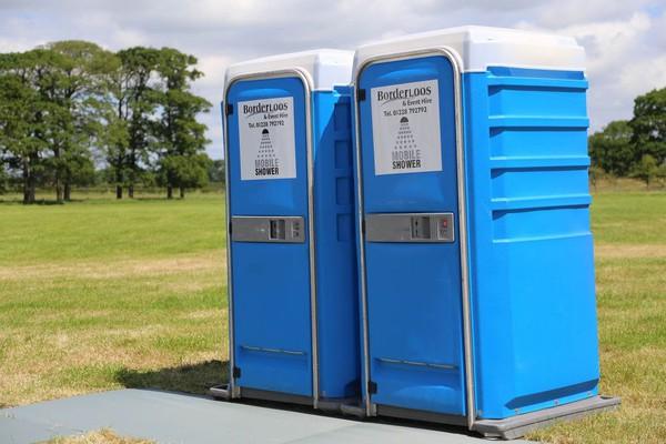 Festival shower unit for sale UK