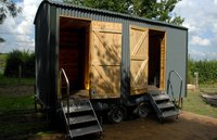 Bespoke toilet trailer for sale UK