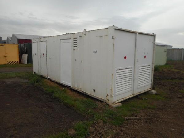 Welfare Unit for sale