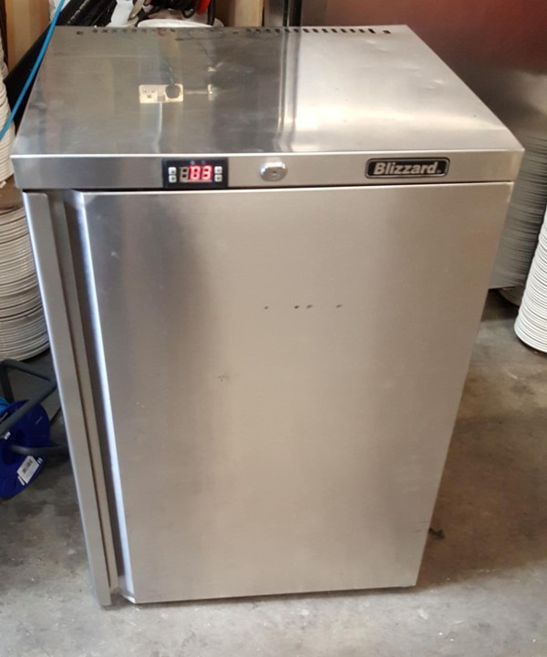Used blizzard prep fridge for sale