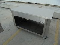 Low cabinet for kitchen
