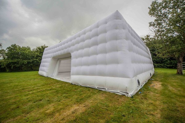 Inflatable Cubes UK