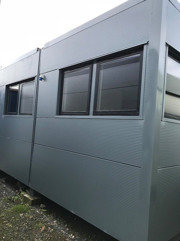 Temporary Modular Building