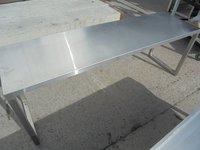 Steel gantry shelves