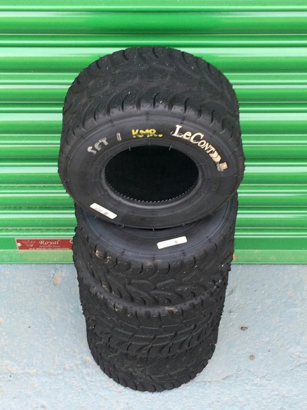 Lecont Karting Wet Tyres