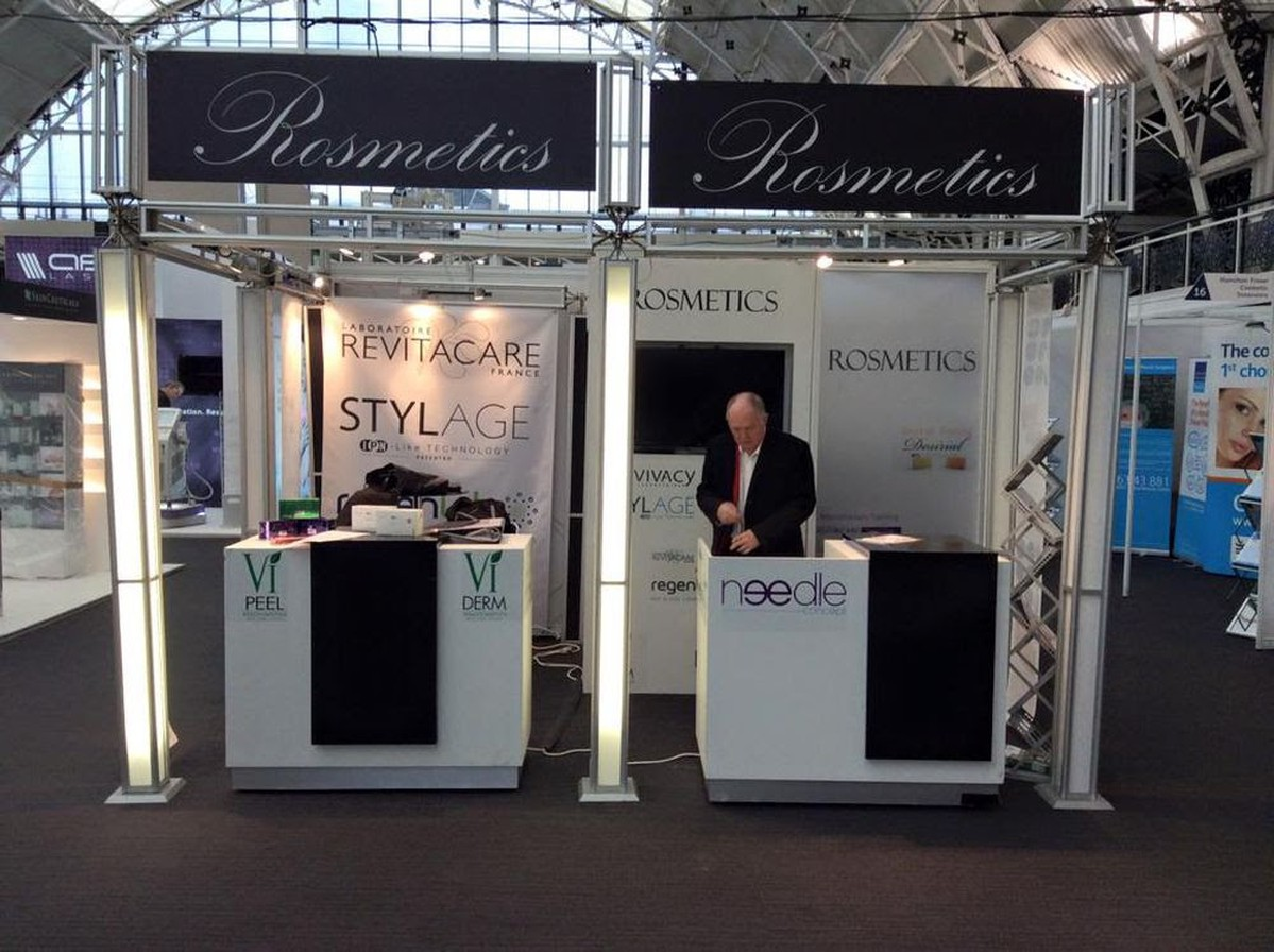 Exhibition Stand Equipment : Secondhand exhibition and display equipment