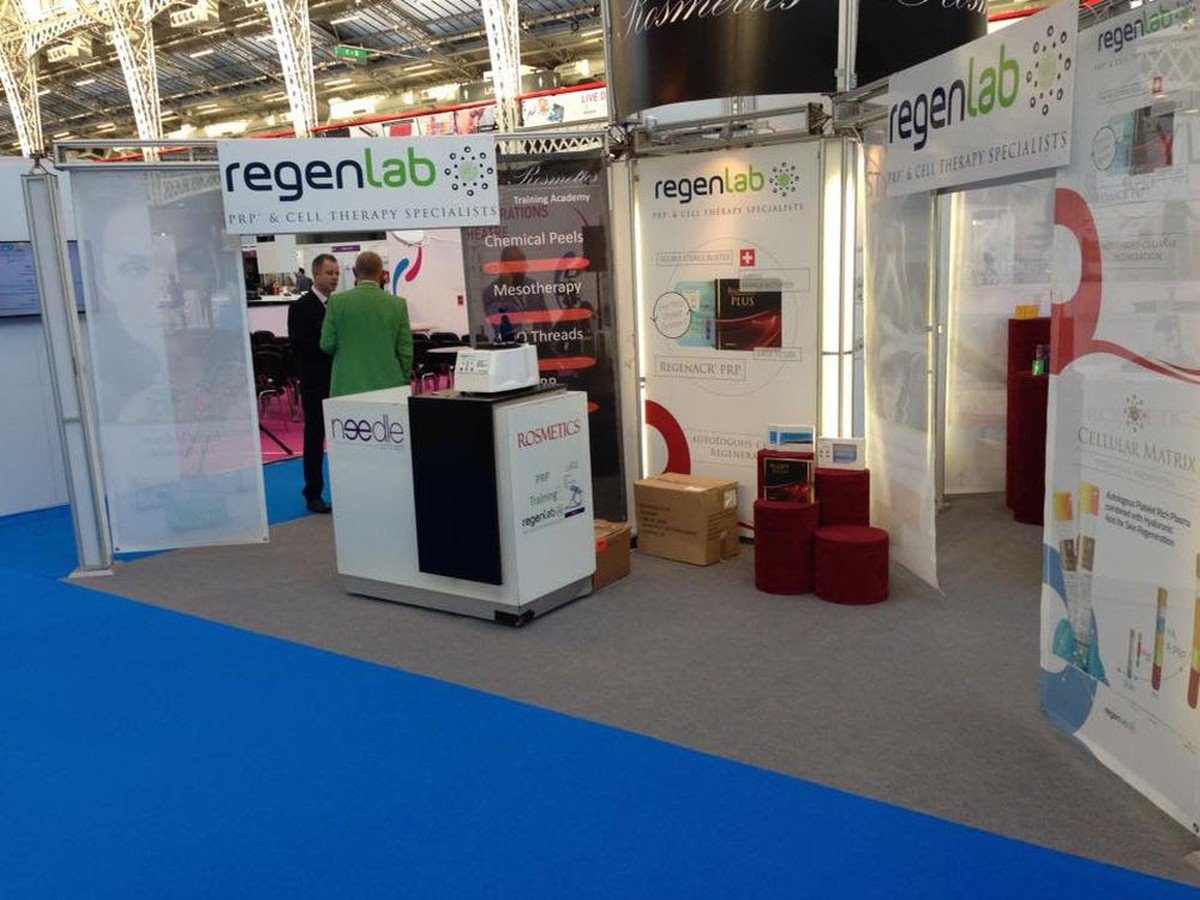 Exhibition Stand Used : Secondhand exhibition and display equipment