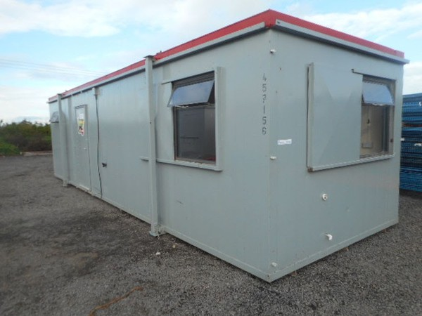 Anti vandal Office container UK