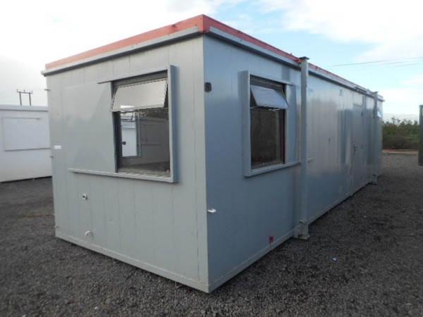 Portable Canteen and changing room for sale