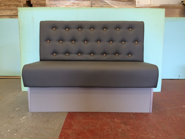 Cancelled order of bench seating