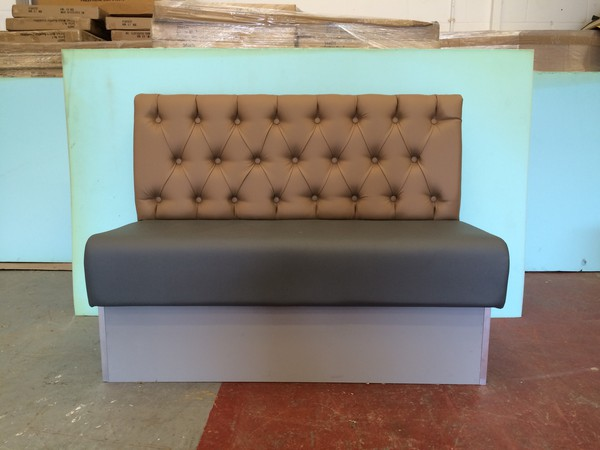 Used bench seating