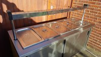 Used Moffat carvery unit