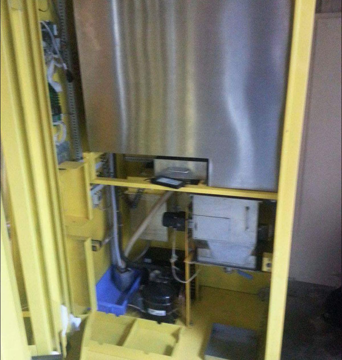 Secondhand Catering Equipment Vending Machines