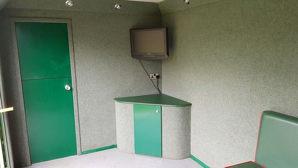 trailer with kitchen for sale northumberland