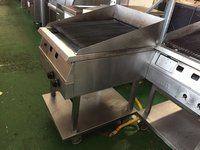 600mm wide Falcon Gas Char Grill
