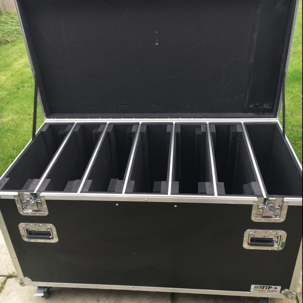 used flight cases