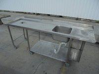 Single bowl dishwasher sink for sale