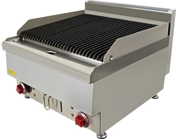 Used table top char grill