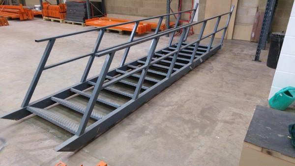 stairs for Mezzanine floors