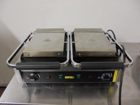 Used commercial contact grill