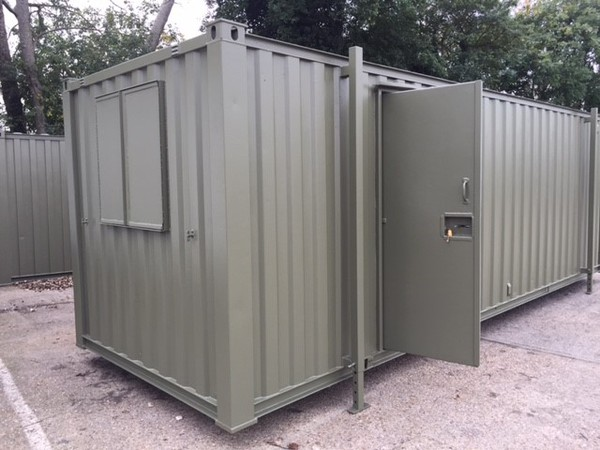 portable canteen area for sale
